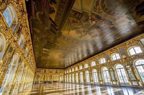 palacio de catalina